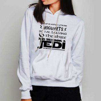 Unisex Hoodie I Never Got My Acceptance Letter From Hogwarts