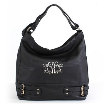 Amy Fashion Handbag - Black