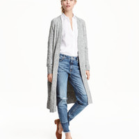 H&M Long Knit Cardigan $39.99