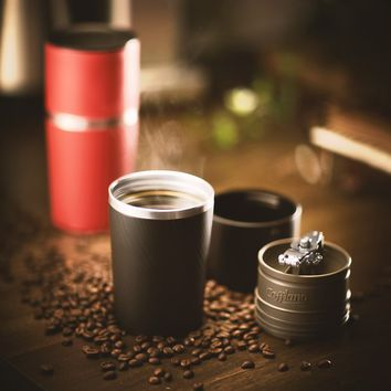 Cafflano Klassic: All-in-One Coffee Maker | Firebox.com - Shop for the Unusual