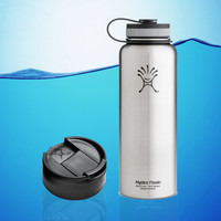 Hydro Flask 40 Oz Insulated Stainless Steel Water Bottle Classic + Hydro Flip Cap