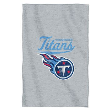 Tennessee Titans NFL Sweatshirt Throw