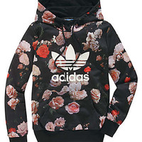 adidas Originals 'Logo Ao Hoodie' | Womens Sportswear | Sports & Leisure | Freemans