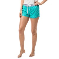 Women's Skipjack Lounge Short in Patina by Southern Tide - FINAL SALE
