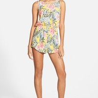 Women's Leith Tie Back Romper,