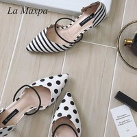Hot Selling Summer Pointed Toe Thin Heel Ladies Boots/Shoes