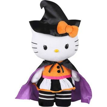 Hello Kitty Witch Sanrio Halloween Greeter - Walmart.com