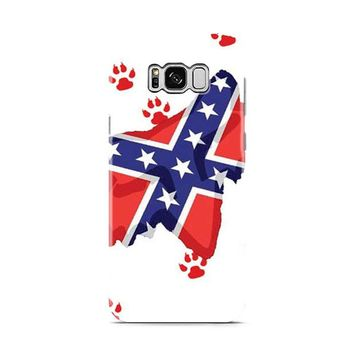 Fox Racing confederate Samsung Galaxy S8 | Galaxy S8 Plus case