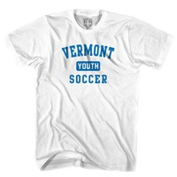 Vermont Youth Soccer T-shirt