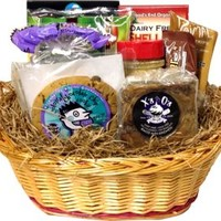 Vegan Gift Baskets - The Care Package Basket
