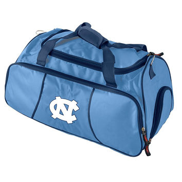 North Carolina Tar Heels NCAA Athletic Duffel Bag