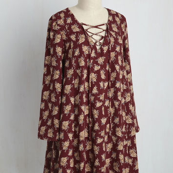Do the Eclectic Slide Shift Dress | Mod Retro Vintage Dresses | ModCloth.com