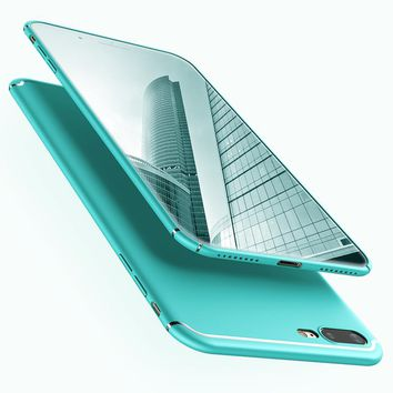 Ultra Slim Candy Case for iPhone X, 8, 8Plus, 7, 7 Plus and 6s Plus