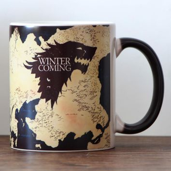 Game of Thrones Magic Ceramic coffee mug