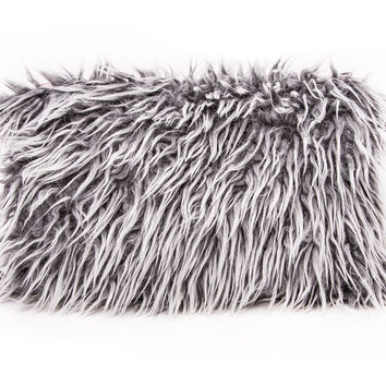 Wild Things Clutch Grey