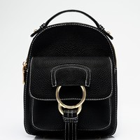 My Way Only Backpack - Black