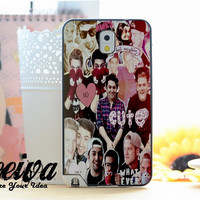 Scott and Mitch Pentatonix Collage Phone Case For iPhone Samsung iPod Sony