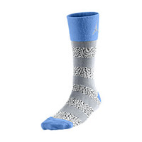The Jordan Elephant Striped Crew Socks (Medium).
