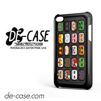 Minecraft Character DEAL-7264 Apple Phonecase Cover For Ipod Touch 4