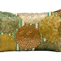 Elin 12x20 Pillow, Green