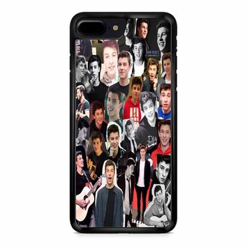 Shawn Mendes Collage 1 iPhone 8 Plus Case