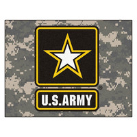 US Army All-Star Floor Mat (34x45)