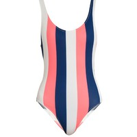 The Anne-Marie striped swimsuit | Solid & Striped | MATCHESFASHION.COM UK