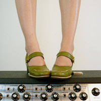 1940s Mary Janes - 40s Shoes