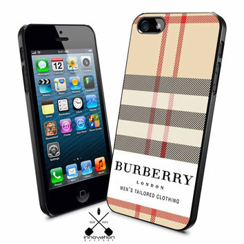 Burberry London iPhone 4s iphone 5 iphone 5s iphone 6 case, Samsung s3 samsung s4 samsung s5 note 3 note 4 case, iPod 4 5 Case
