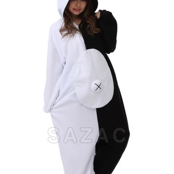 Kigurumi Shop | Danganronpa Monokuma Kigurumi - Animal Onesuits & Pajamas by Sazac