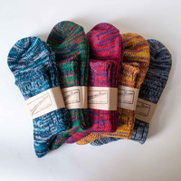 Anonymous Ism Color Mix Quarter Socks