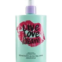 Live Love Dream Body Lotion - Large