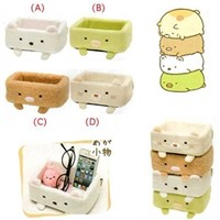 "San-X Sumikko Gurashi ""Things in the Corner"" 5.9"" Plushy Trays"