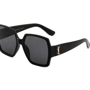YSL Fashion Popular Sun Shades Eyeglasses Glasses Sunglasses-2