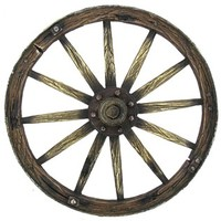 Brown Wagon Wheel | Shop Hobby Lobby