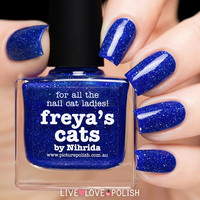 Picture Polish Freya's Cats Nail Polish
