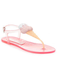 THE SUNDAE ICE CREAM SANDAL