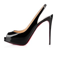 Private Number 120mm Black Patent