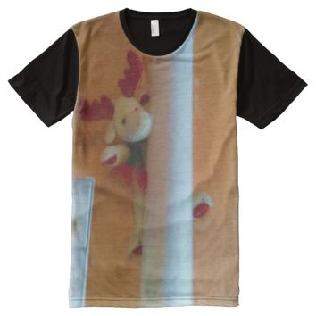 moose toy All-Over print T-Shirt