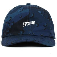 Sound & Fury Dad Hat Blue Chips Camo