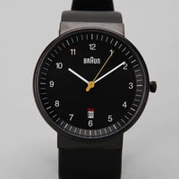 Braun Date Watch - Urban Outfitters