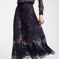 Cynthia Rowley - Lace Midi Skirt | New Arrivals