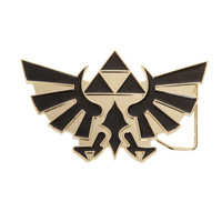 Nintendo The Legend Of Zelda Triforce Belt Buckle | Hot Topic