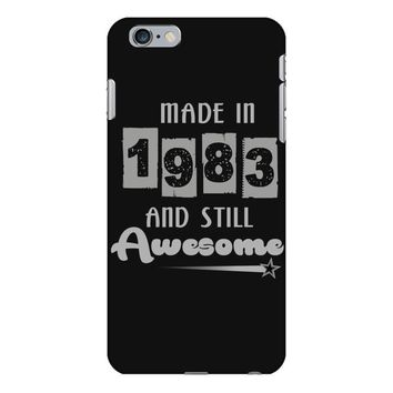 made in 1983 and still awesome iPhone 6 Plus/6s Plus Case