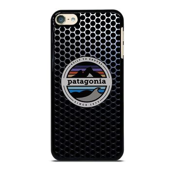 PATAGONIA FISHING BUILT TO ENDURE iPod Touch 4 5 6 Case Cover
