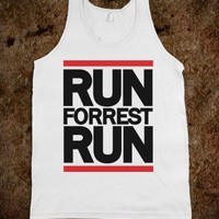 Run Forrest Run - SWEET TANKS -