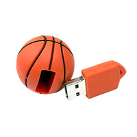 Basketball Novelty Flash Drive