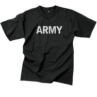 Army Reflective Grey P/T T-shirt