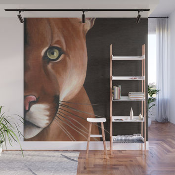 Puma Wall Mural by savousepate
