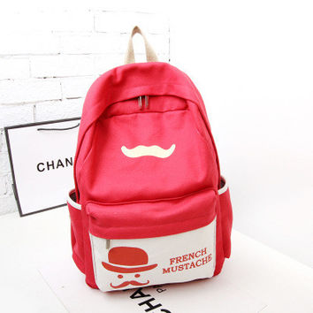 On Sale Stylish Back To School Casual Comfort College Hot Deal Korean Summer Bags Hot Sale Backpack [6580919175]